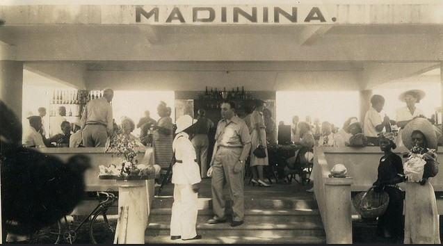 Bar Madinina, St. Pierre